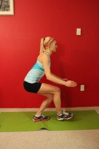 single leg squat go