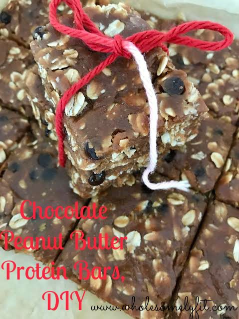 diy-chocolate-peanut-butter-protein-bars