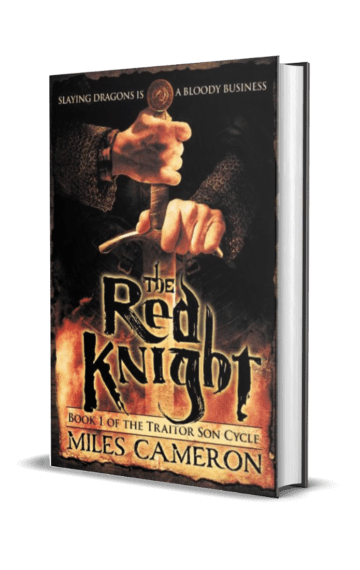 The Red Knight (Traitor Son 1)