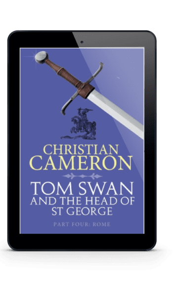 Tom Swan and the Head of St George Part Four: Rome