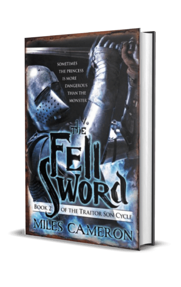 The Fell Sword (Traitor Son 2)