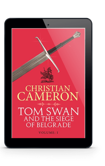 Tom Swan and the Siege of Belgrade: Part One