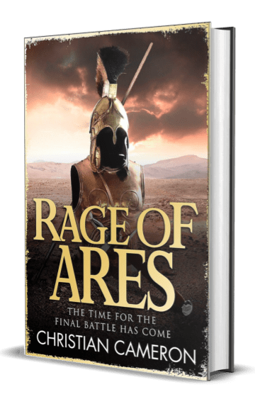 Rage of Ares (Long War 6)