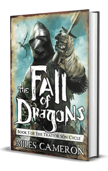 The Fall of Dragons (Traitor Son 5)