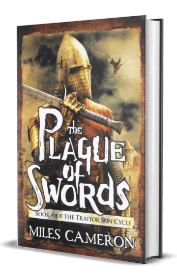 The Plague of Swords (Traitor Son 4)