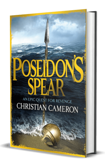 Poseidon's Spear (Long War 3)