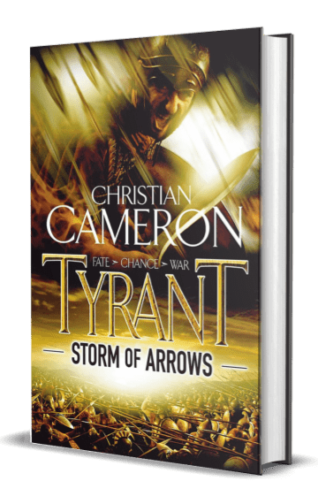 Tyrant: Storm Of Arrows (Tyrant 2)