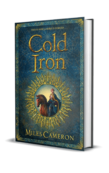 Cold Iron (Masters & Mages 1)