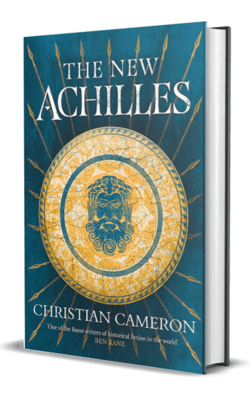 The New Achilles (Commanders 1)