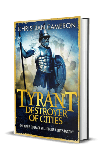 Tyrant: Destroyer of Cities (Tyrant 5)