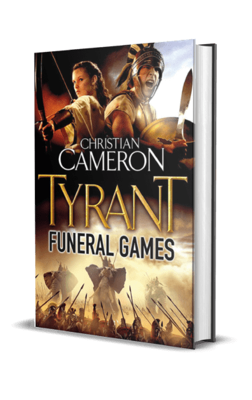 Tyrant: Funeral Games (Tyrant 3)
