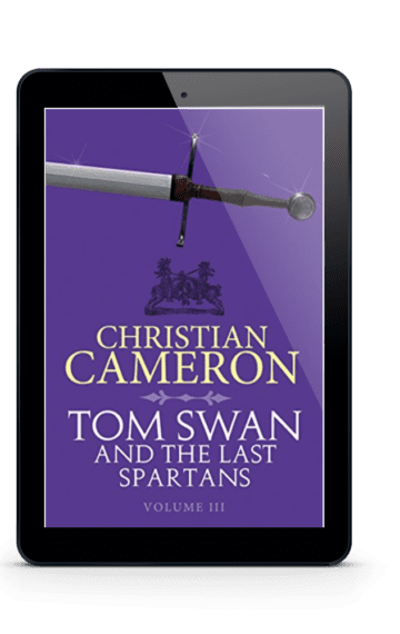 Tom Swan and the Last Spartans: Part Three