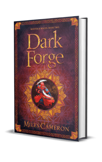 Dark Forge (Master & Mages 2)
