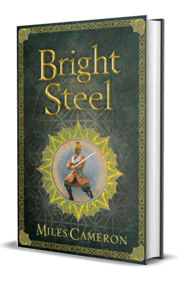 Bright Steel (Masters & Mages 3)