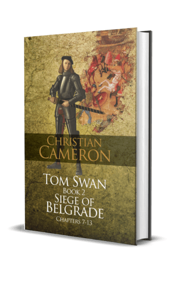 Tom Swan Book 2: Siege of Belgrade