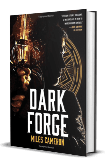 Dark Forge (Masters & Mages 2)