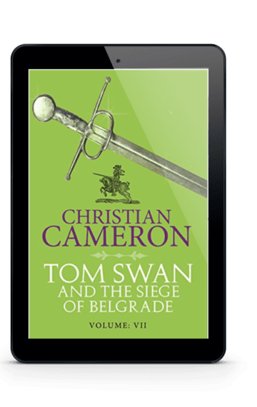 Tom Swan and the Siege of Belgrade: Part Seven