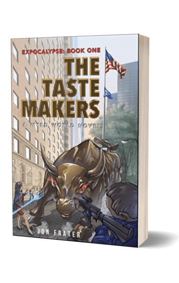 The Taste Makers