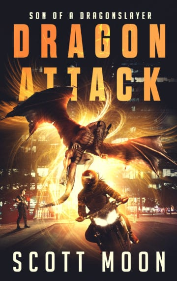 Dragon Attack (Son of a Dragonslayer 2)