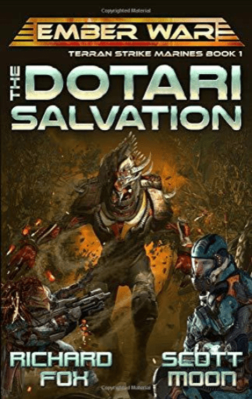 The Dotari Salvation (Terran Strike Marines 1)