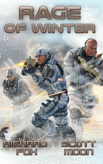 Rage of Winter (Terran Strike Marines 2)