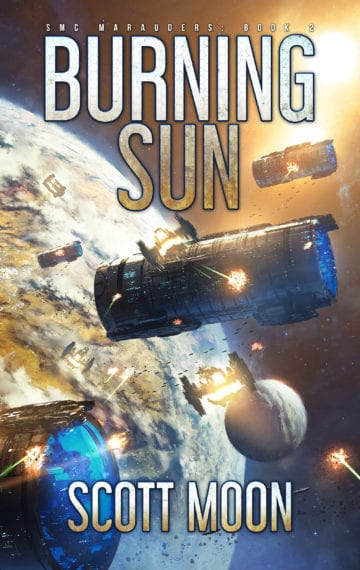 Burning Sun (SMC Marauders 2)