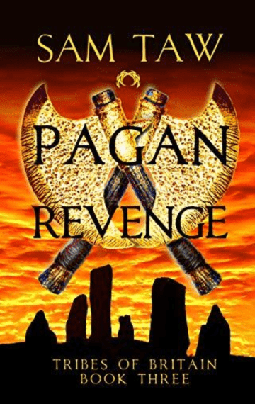 Pagan Revenge (Tribes of Britain 3)
