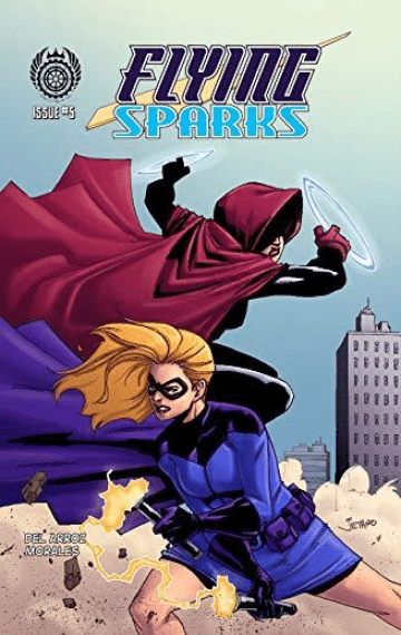 Flying Sparks Issue #5
