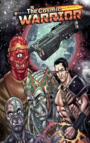 The Cosmic Warrior #2