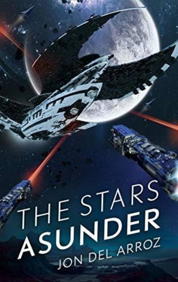 The Stars Asunder (The Aryshan War 2)
