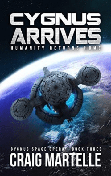 Cygnus Arrives (Cygnus Space Opera 3)