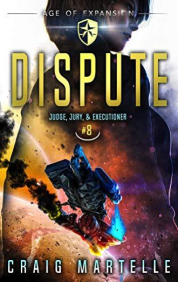 Dispute (Judge, Jury, & Executioner 8)