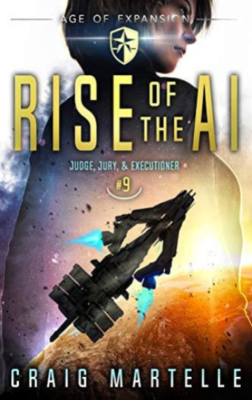 Rise of the AI (Judge, Jury, & Executioner 9)