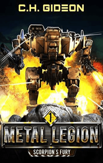 Scorpion's Fury (Metal Legion 1)
