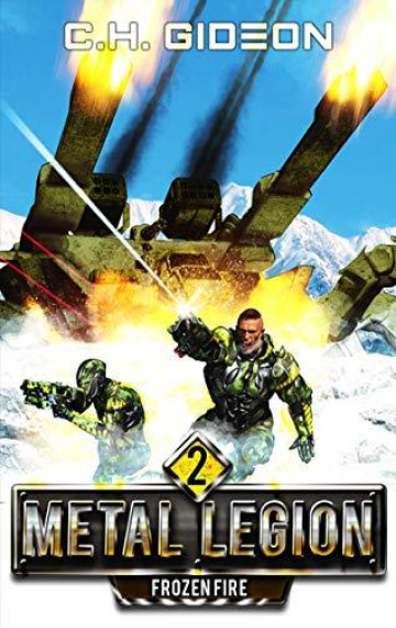 Frozen Fire (Metal Legion 2)
