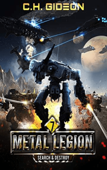 Search & Destroy (Metal Legion 7)