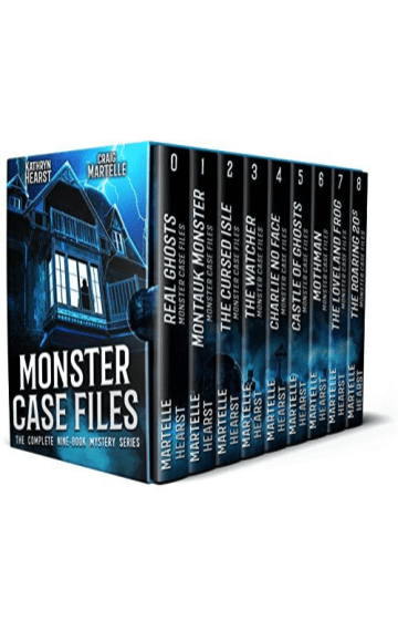 Monster Case Files