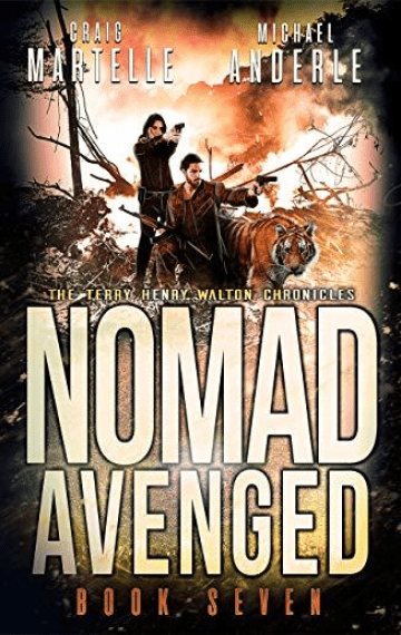 Nomad Avenged (Terry Henry Walton Chronicles 7)