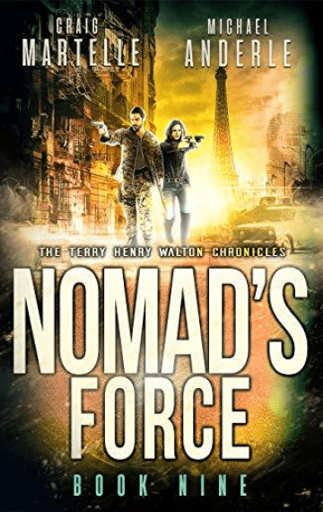 Nomad's Force (Terry Henry Walton Chronicles 9)