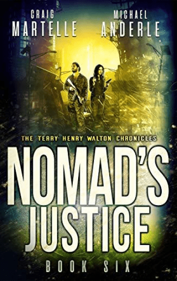 Nomad's Justice (Terry Henry Walton Chronicles 6)
