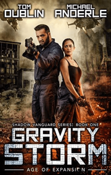 Gravity Storm (Shadow Vanguard 1)