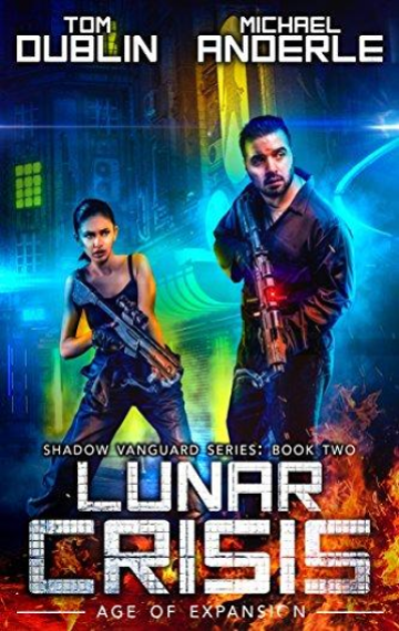 Lunar Crisis (Shadow Vanguard 2)