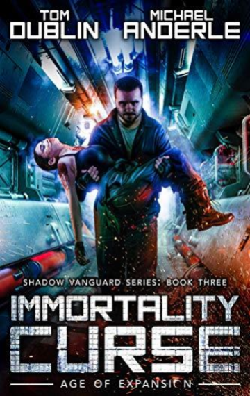 Immortality Curse (Shadow Vanguard 3)