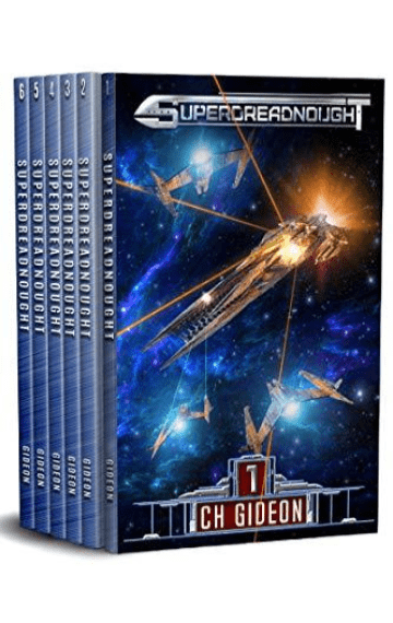 Superdreadnought: The Complete Series