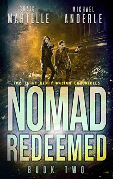 Nomad Redeemed (Terry Henry Walton 2)