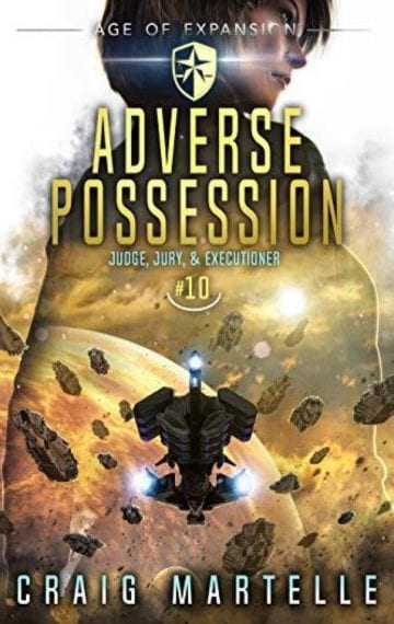 Adverse Possession (Judge, Jury, & Executioner Book 10)