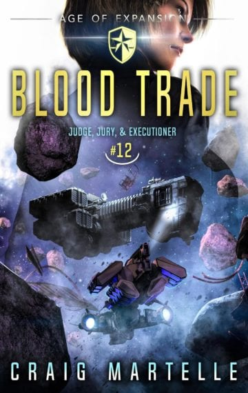 Blood Trade (Judge, Jury, Executioner 12)