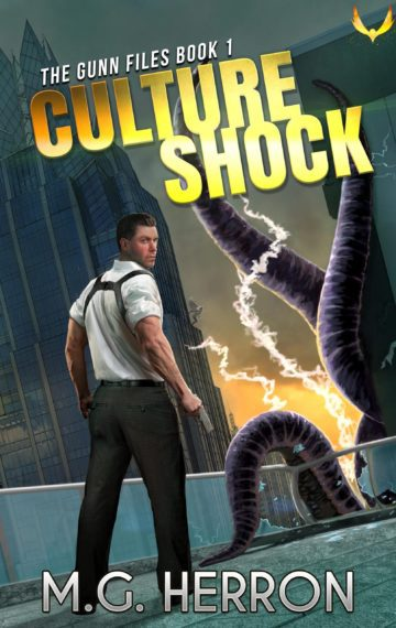 Culture Shock (The Gunn Files 1)