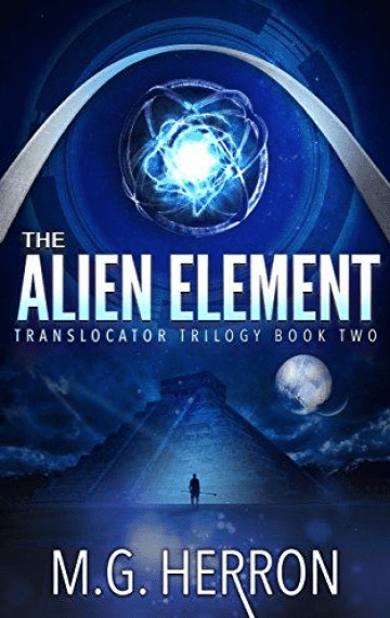 The Alien Element (Translocator Trilogy 2)