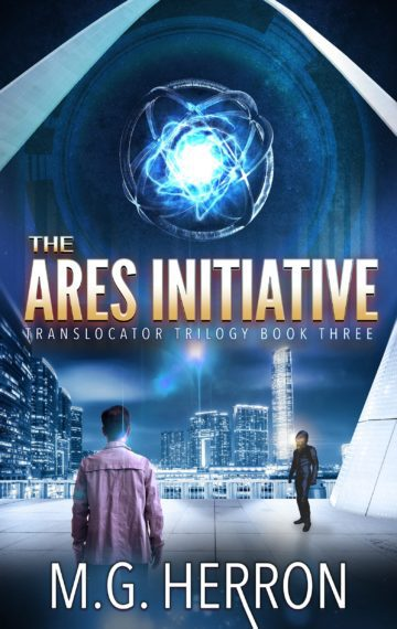 The Ares Initiative (Translocator Trilogy 3)